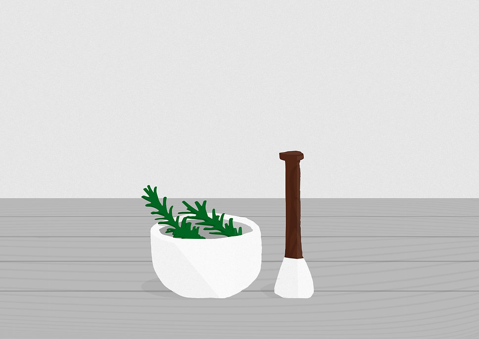 Deansgate Pharmacy Mortar and Pestle