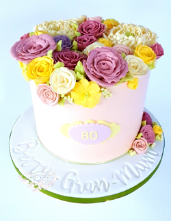 Buttercream Blooms 2