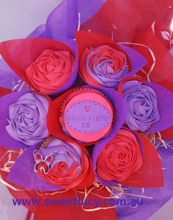 Roses - Purple & Red