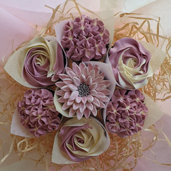 Mixed Blooms - Light Pink & Cream