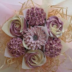Mixed Blooms - Light Pink & Cream