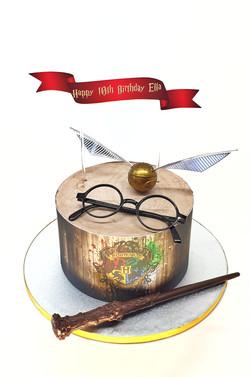 Rustic Harry Potter