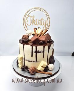 Chocolate Explosion Thirty