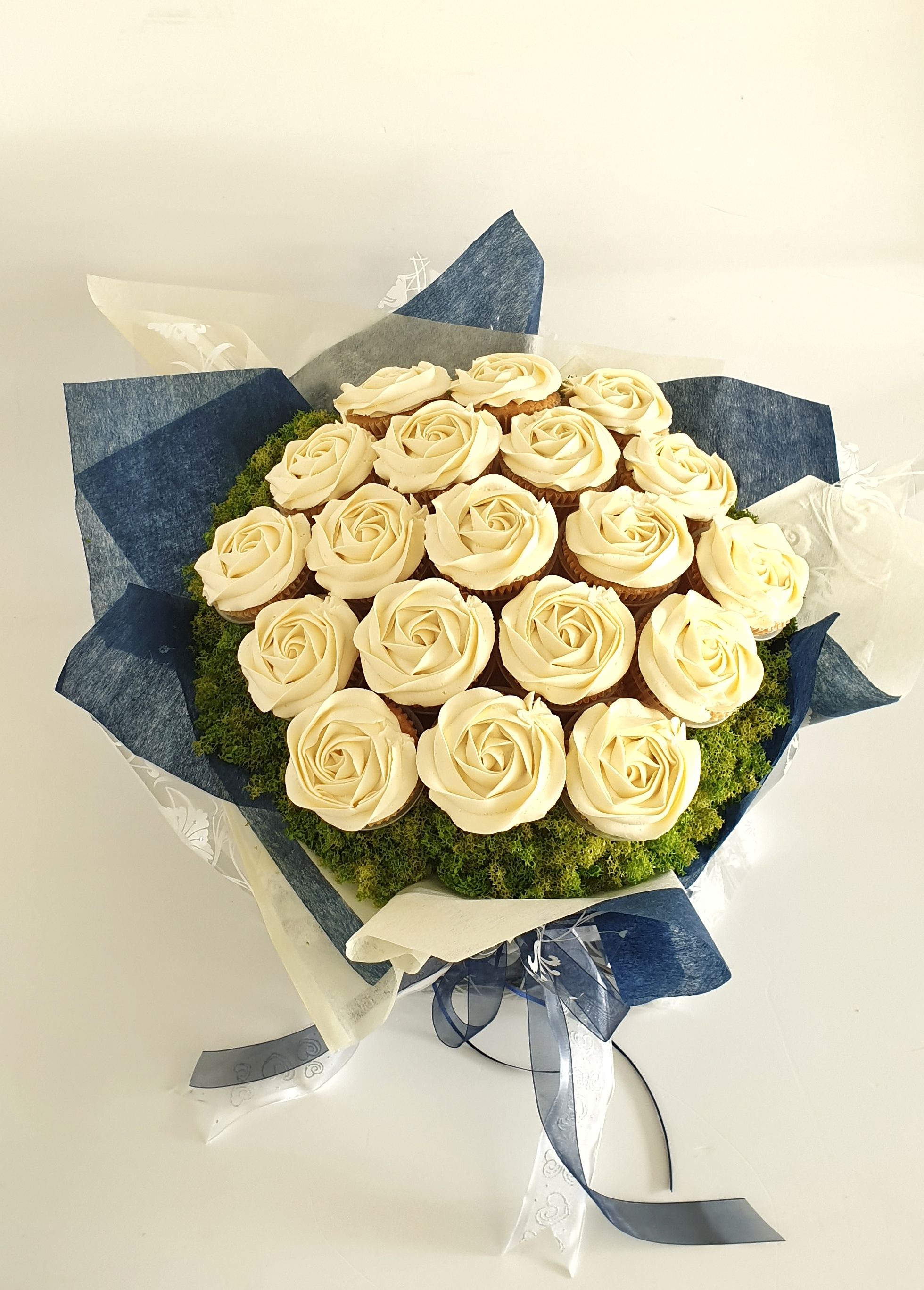 Wedding Roses - Cream