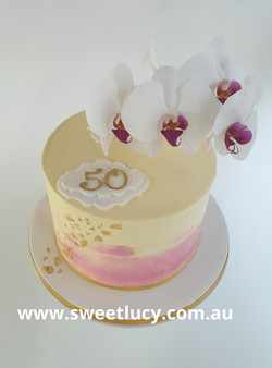 Orchid 50th Anniversary