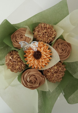 Bouquet Chocolate & Copper