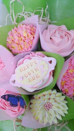 Mixed Blooms - Pink & Yellow