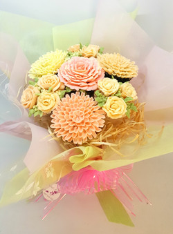 Field of Flowers - Soft Pink & Cream
