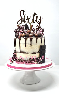 Pink Chocolate Sixty
