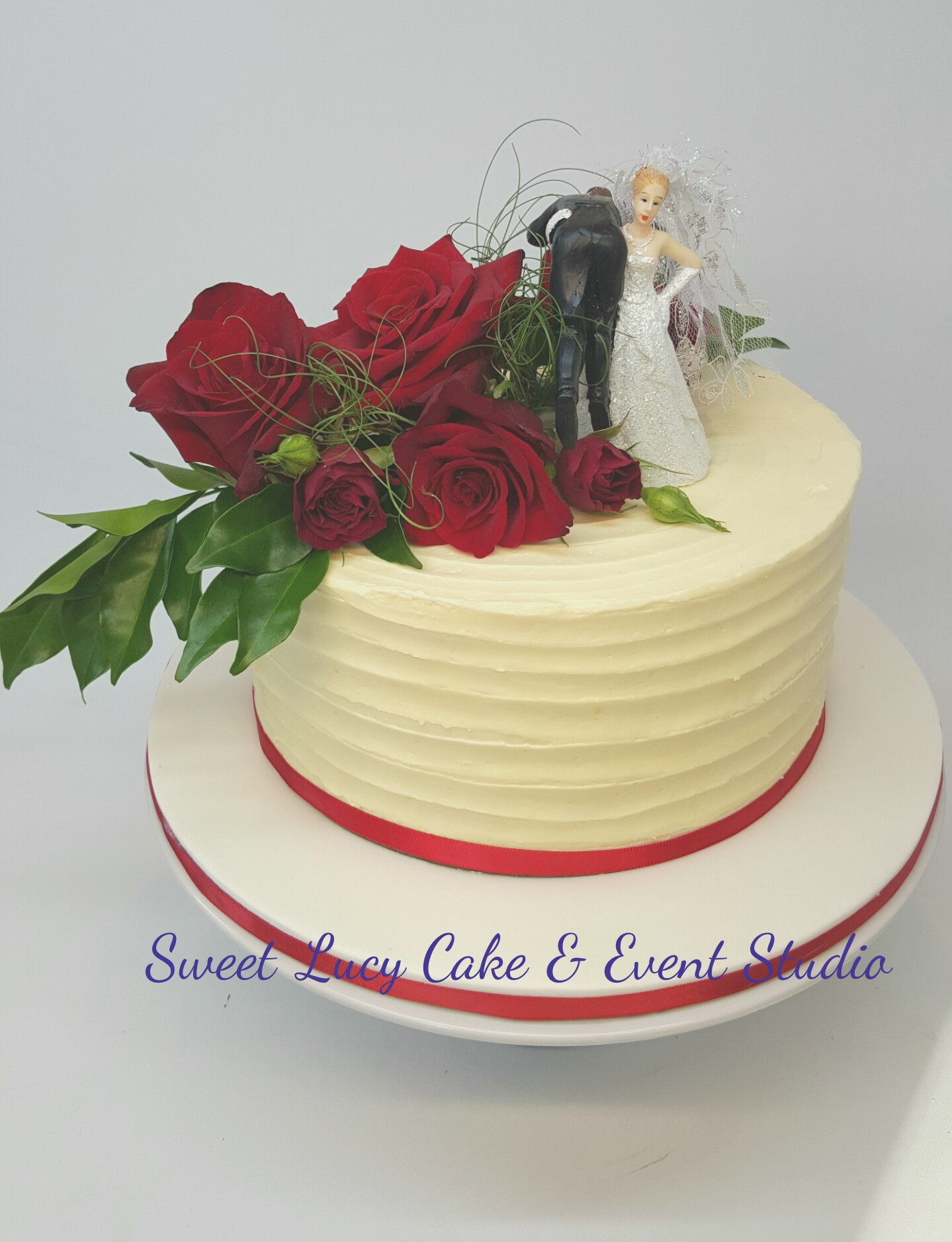 Red Rose Single Tier