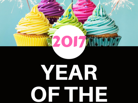 2017 - Year of the Cake