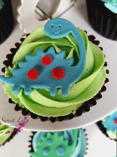 Cupcakes Dinosaur 2