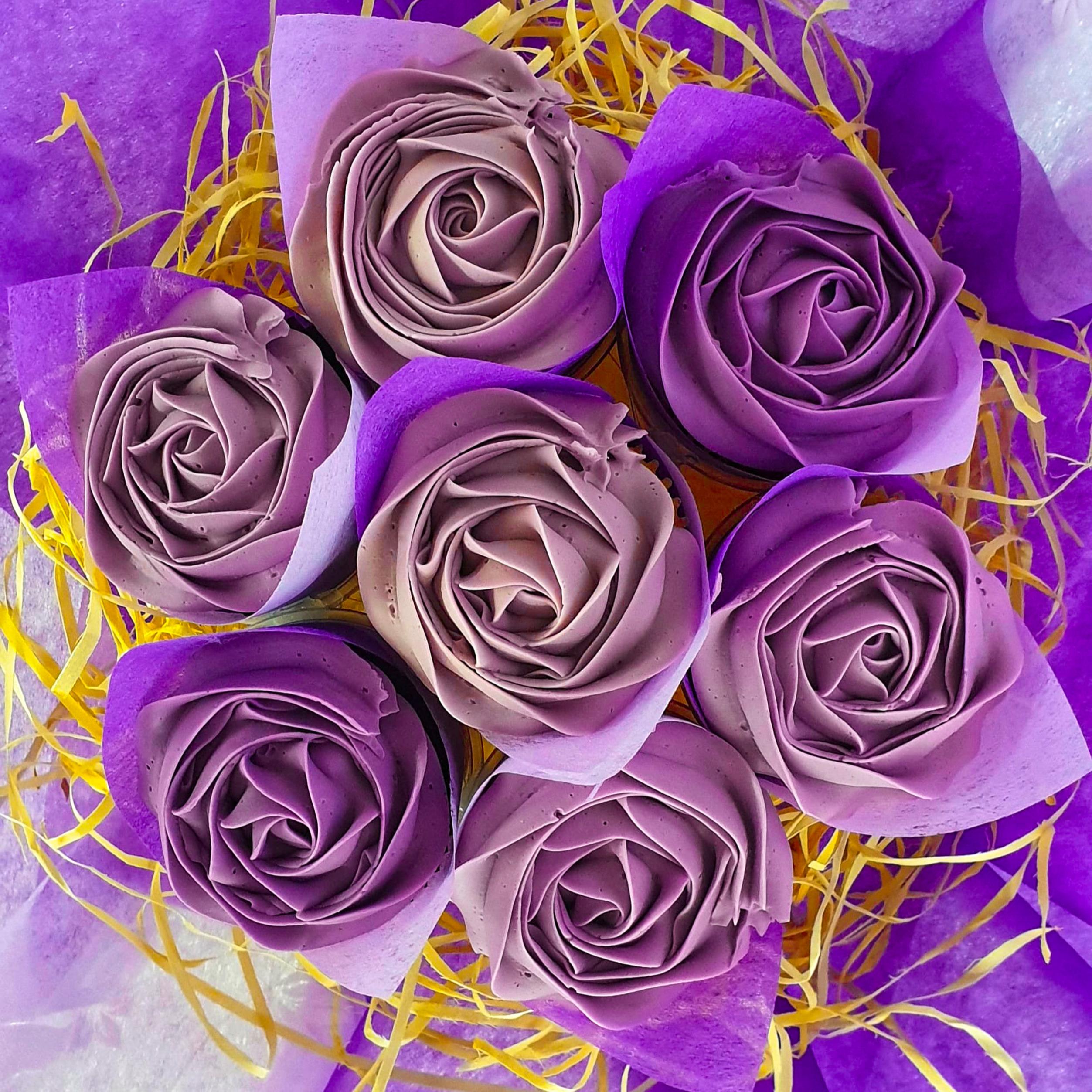 Roses - Purple