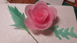 Wafer Paper Roses