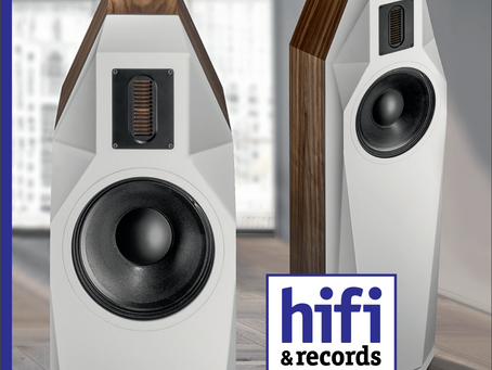 Hands Down, Borg Is Amongst The Most Impressive Loudspeakers