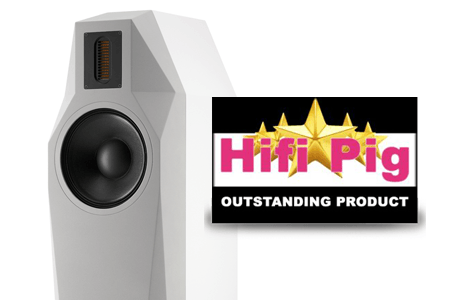 HiFi-Pig awards the Borg as Outstanding Product