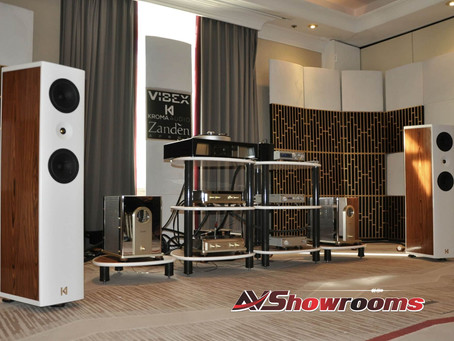HiFi Deluxe 2017- AV Show Reports - Kroma Audio