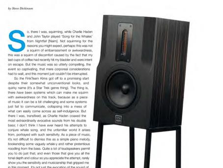 FinkTeam Kim: HiFi+ Review