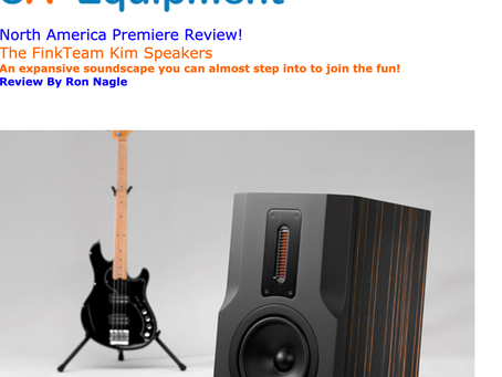 FinkTeam Kim: Enjoy The Music review