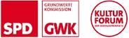 SPD Grundwerte Kommission Kulturforum Logo