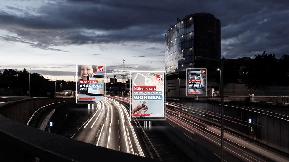 ASK.Berlin, Pahnke Markenmacherei – Plakate mit Kampagnenmotiven