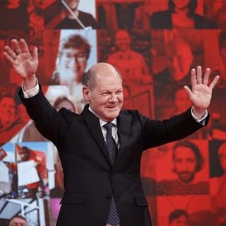 SPD Bundesparteitag 2021