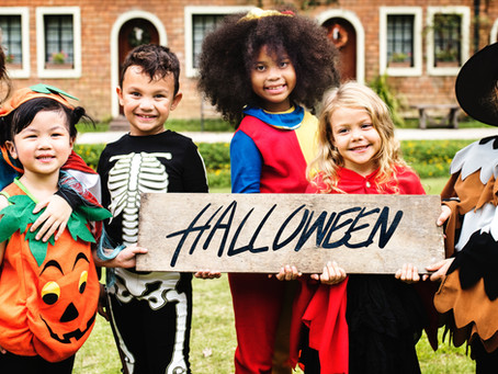 Hallowinning: Making Halloween Fun for Kids with Special Needs