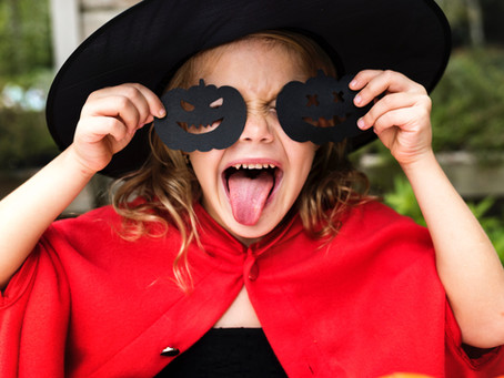 Seven Tips for Dressing Up on Halloween - Making Halloween Fun for Kids with Special Needs
