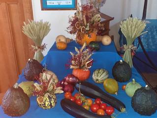 Harvest Festival at All Saints