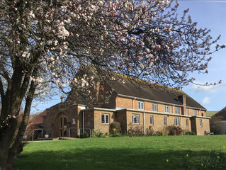 Signs of Spring at All Saints