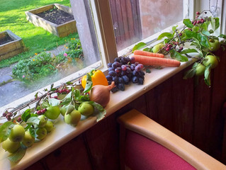 Harvest Celebrations at All Saints