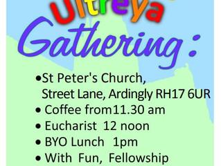 Ultreya in Ardingly