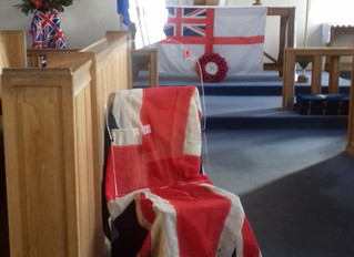 Remembrance Day at All Saints and ST Peter's