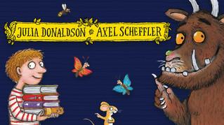 Julia Donaldson & Axel Scheffler