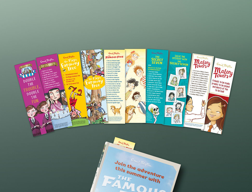 Famous Five - Bookmarks.jpg