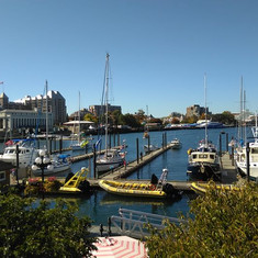 Harbor, Victoria, British Columbia