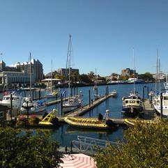 Harbor, Victoria, British Columbia