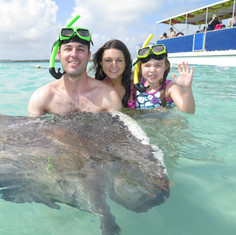 Stingray City, Antigua