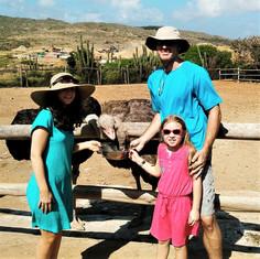 Ostrich Farm, Aruba