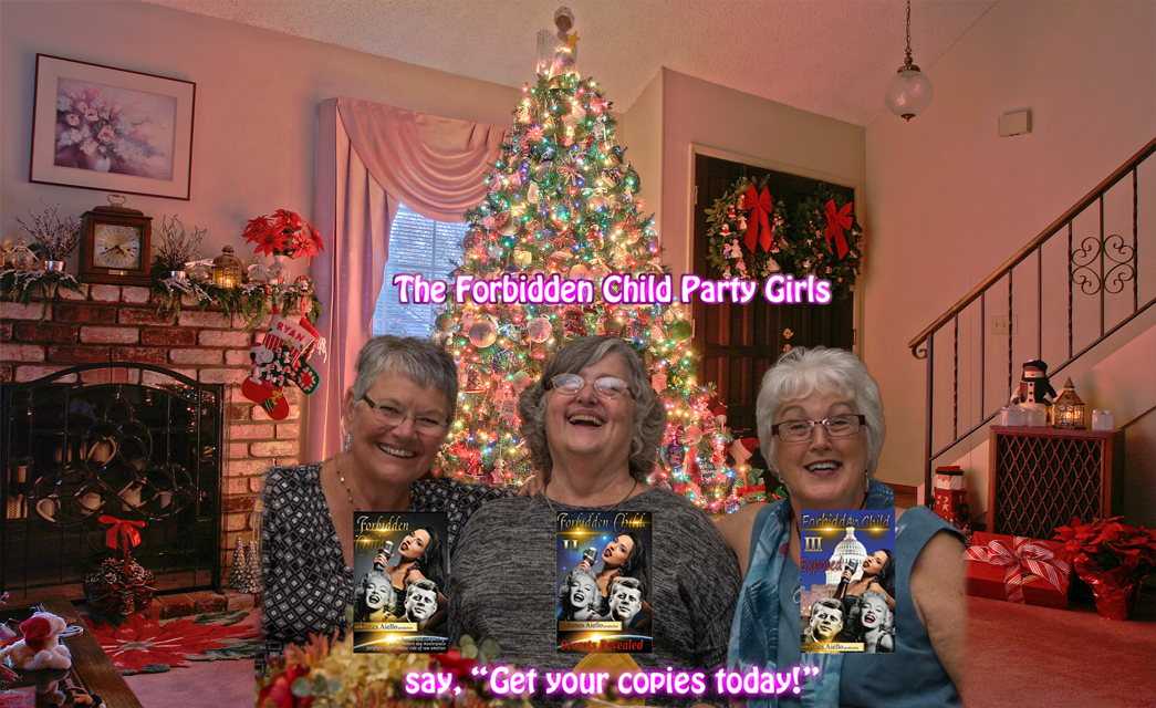 party girls christmas