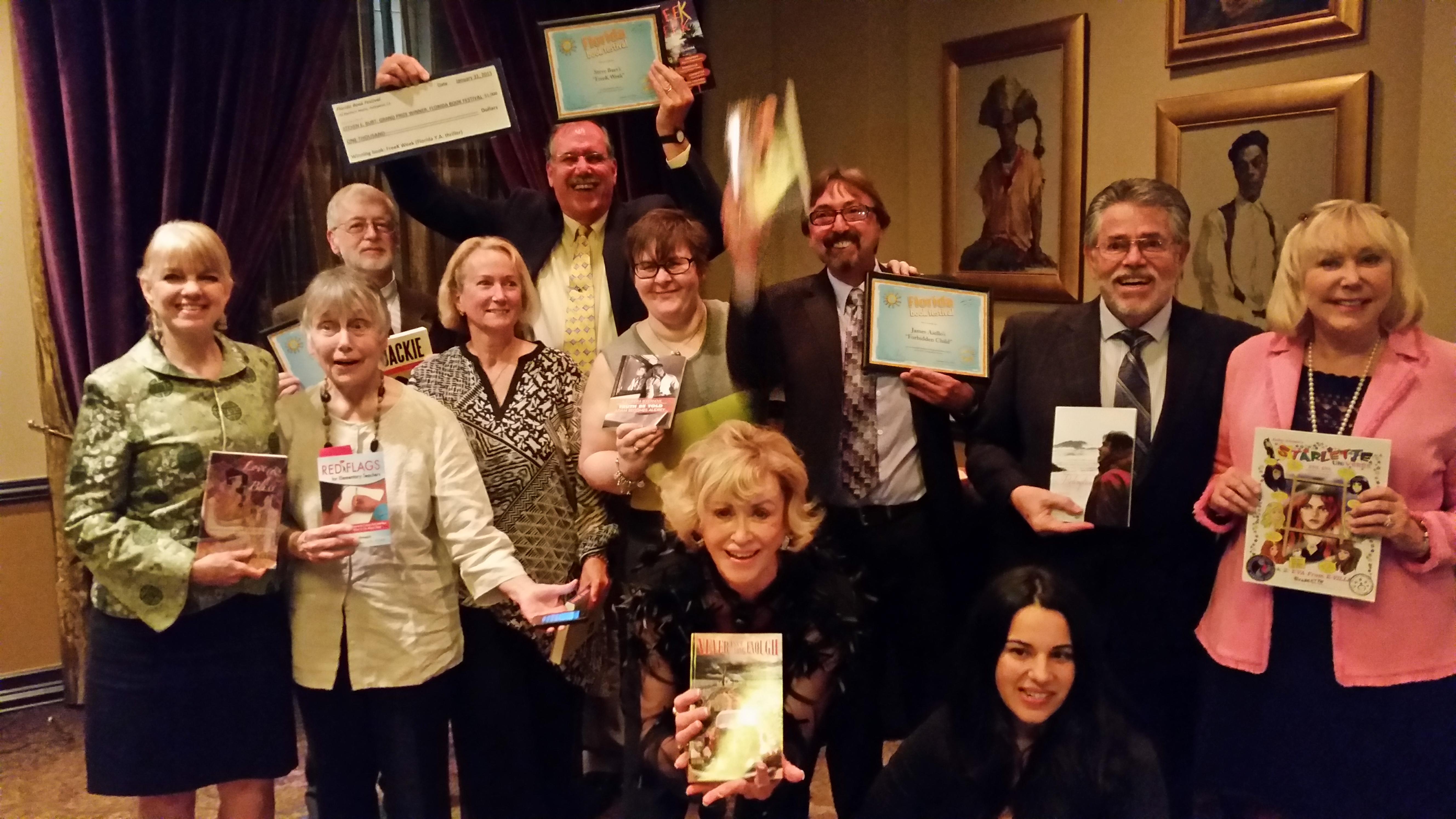 Florida Book Festival Gala