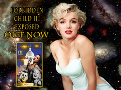 out now marilyn ad