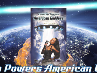 Christina Powers American Goddess!