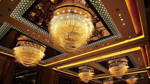 @Intercontinental Hotel