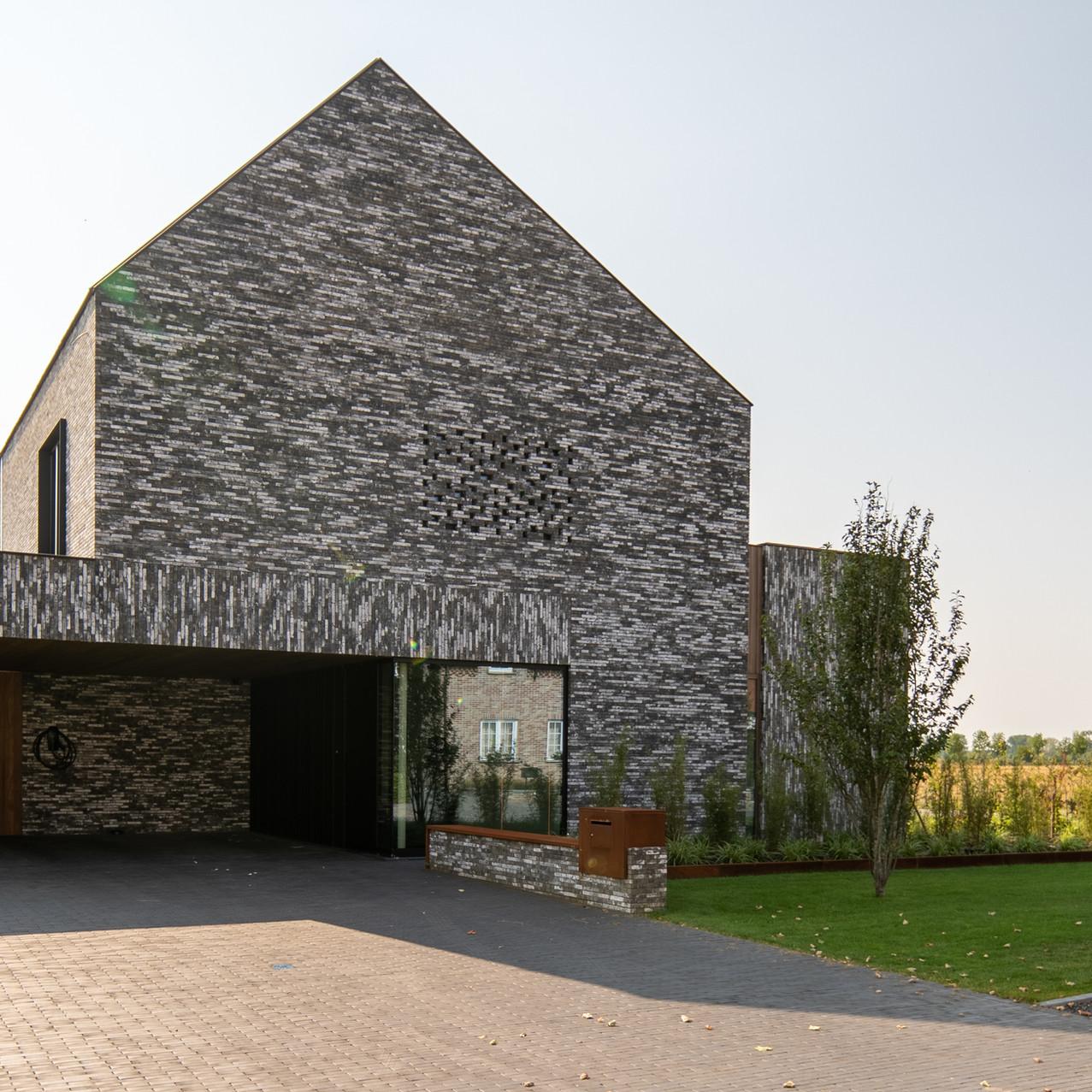 YK architecten - woning BD