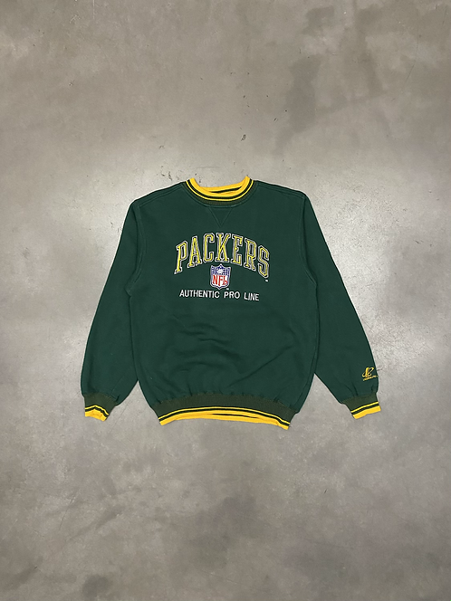 (L) Sweat LOGO ATHLETIC x GREEN BAY PACKERS 90s