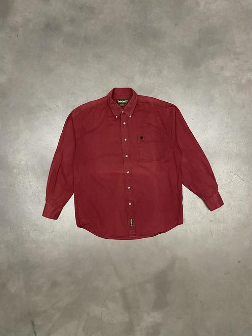 (M) TIMBERLAND 90s shirt