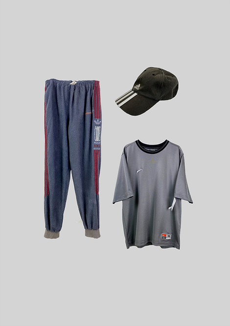 Outfit 4 Homme (M)
