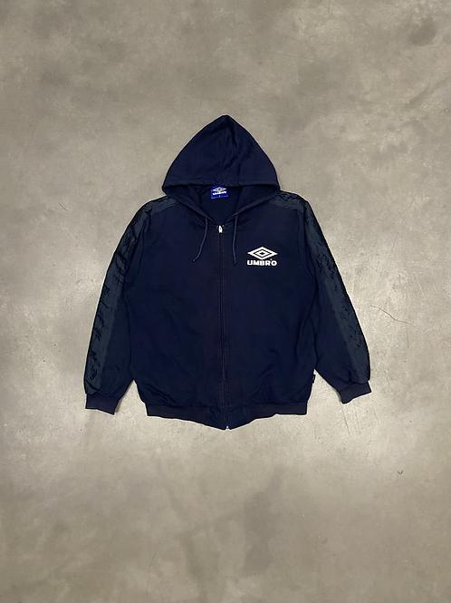 (S) Hoodie Zip UMBRO 90s