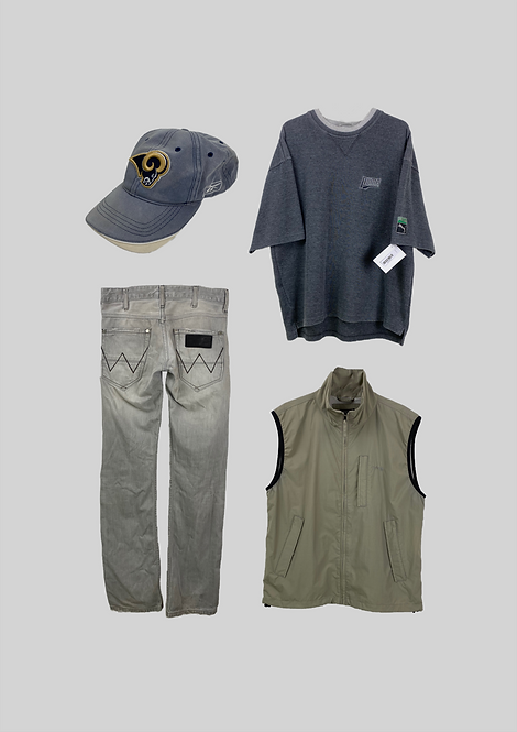 Outfit 2 Homme (M)